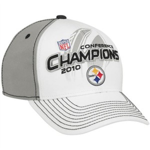 steelers afc championship hat