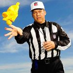 Referee Penalty Flag