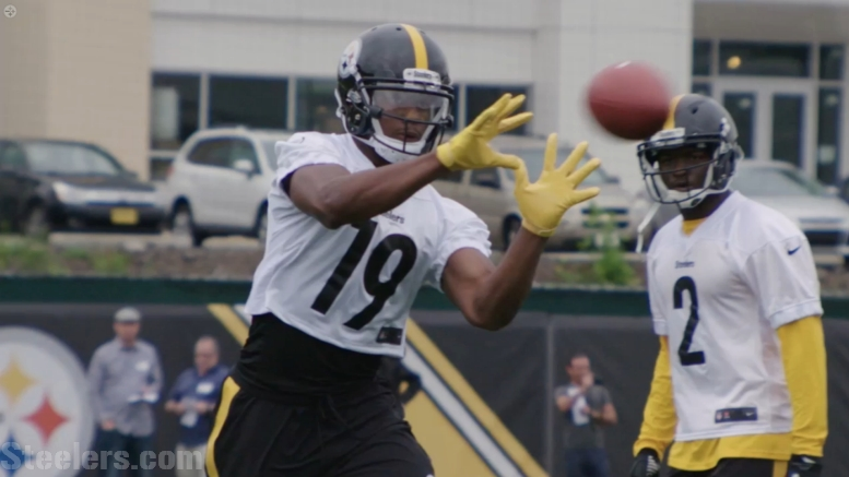 Juju-smith-schuster-practice