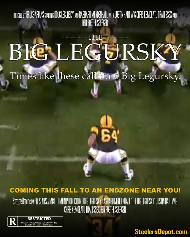 The Big Legursky