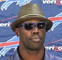 Terrell Owens Bills Glasses Hat