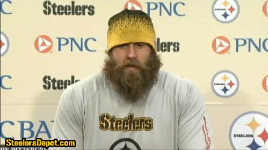 brett keisel\'s beard
