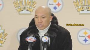 Hines Ward Chinchilla fur coat