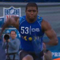 Aaron Williams NFL combine