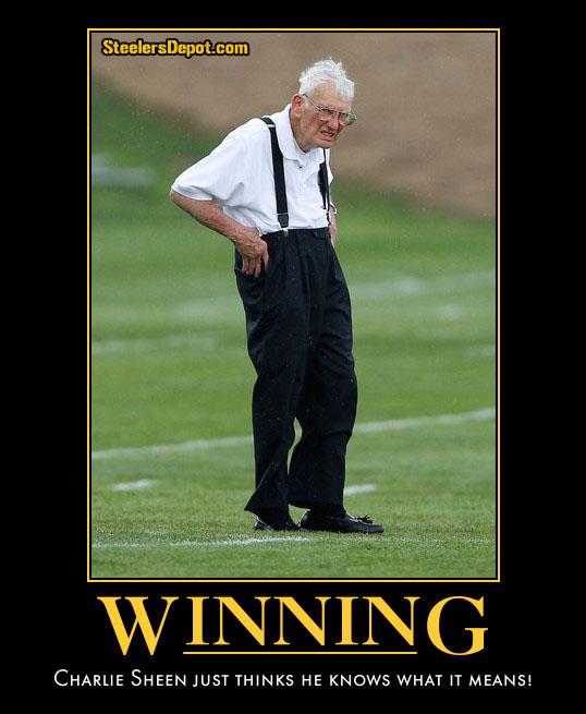 Dan Rooney Winning