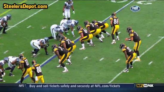 Isaac Redman touchdown run Seahawks