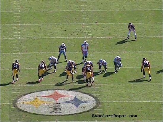 Steelers Woodley Hood Sack Titans 2