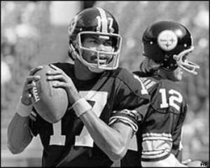 Joe Gilliam Pittsburgh Steelers quarterback