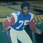 Keith Gary 1981 Montreal Alouettes