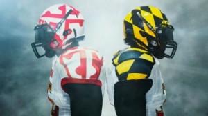 University of Maryland jerseys