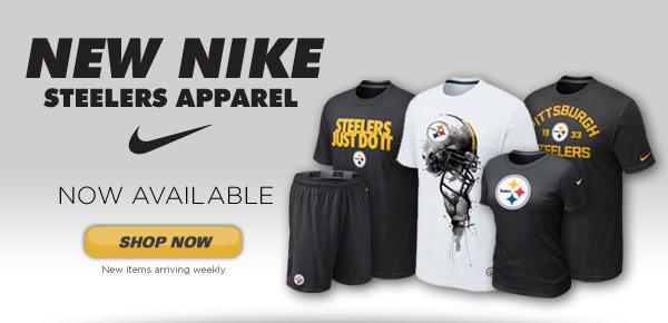 Nike Steelers