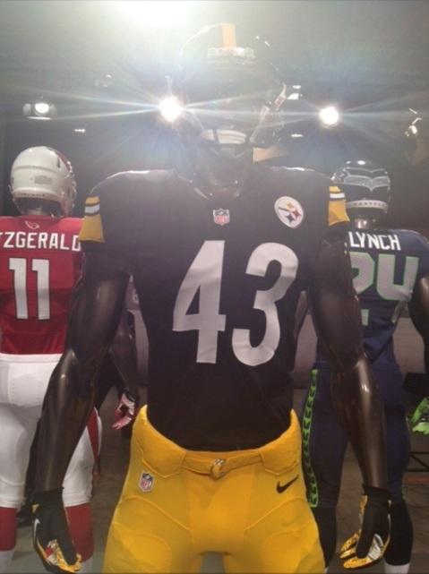 Steelers Nike Jersey 2012