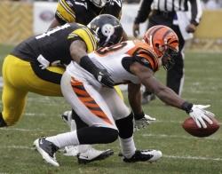 Curtis Brown Steelers