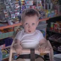 shocked e-trade baby face