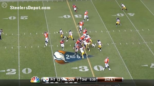 Thomas TD Steelers 2