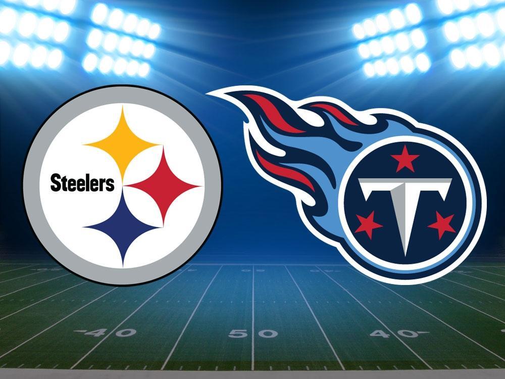 Steelers Titans Week 1
