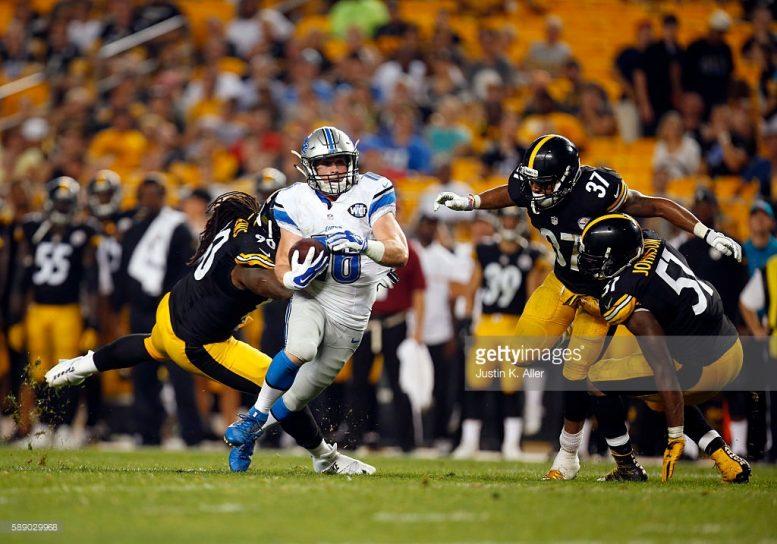 Ricardo Mathews Steelers