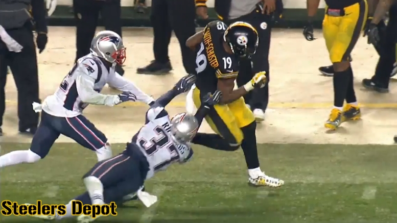 Brandt Believes Smith-Schuster Is Steeler Most Likely To Make 1st ... 11e8e154d