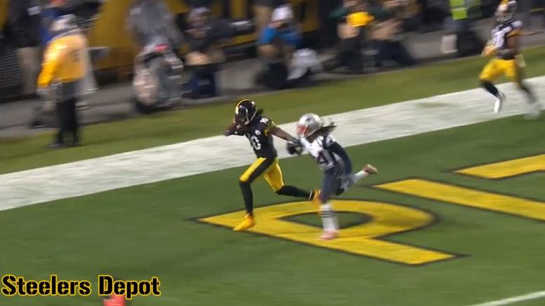 Martavis Bryant touchdown