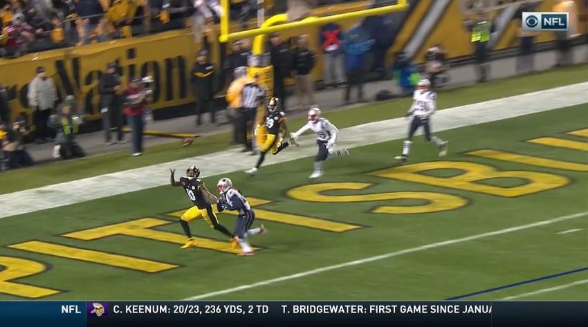 ace9f663b66 Steelers Vs Patriots Positional Grades - Steelers Depot