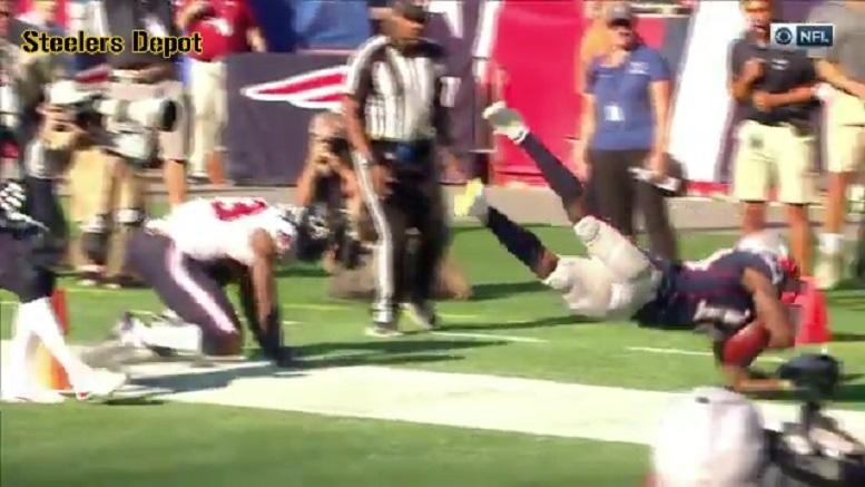 ee8a6b1b Al Riveron Explained Why Week 3 TD Catch By Patriots WR Brandin ...
