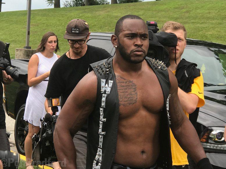 Ryan Shazier Steelers Vince Williams Still F...
