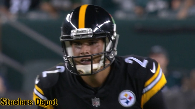 timeless design 9896e 918a6 Mason Rudolph: 'I Can Play Now If I Had To' - Steelers Depot