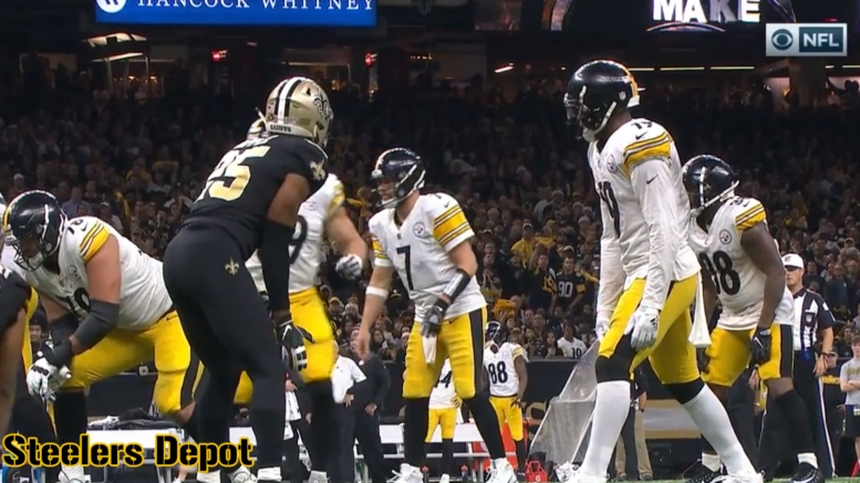 The timing of yesterday s announcement that Antonio Brown would not be  participating in the Pro Bowl due to injury—and that JuJu Smith-Schuster  would be the ... 5a042c73b