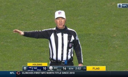 Penalty call