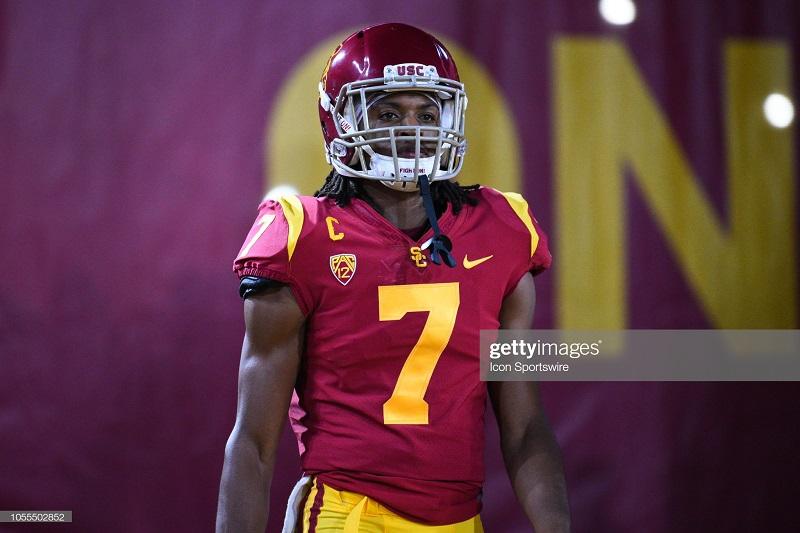 best service 9fd23 12d6d 2019 NFL Draft Player Profiles: USC S Marvell Tell III ...