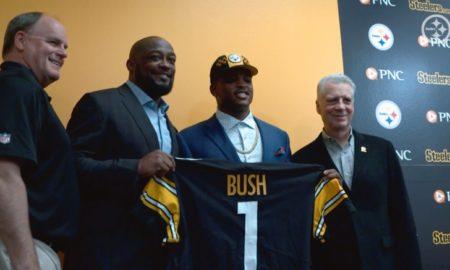 NFL Draft pick Devin Bush