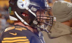 B.J. Finney, potential starter for Pittsburgh