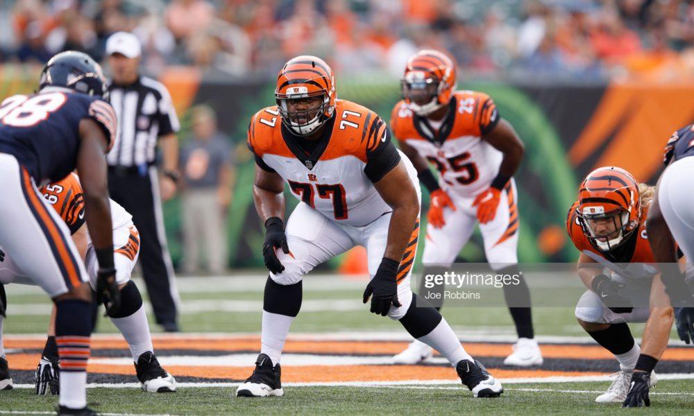 Jonah Williams Cincinnati Bengals Draft First Round Pick Game Jersey - Black