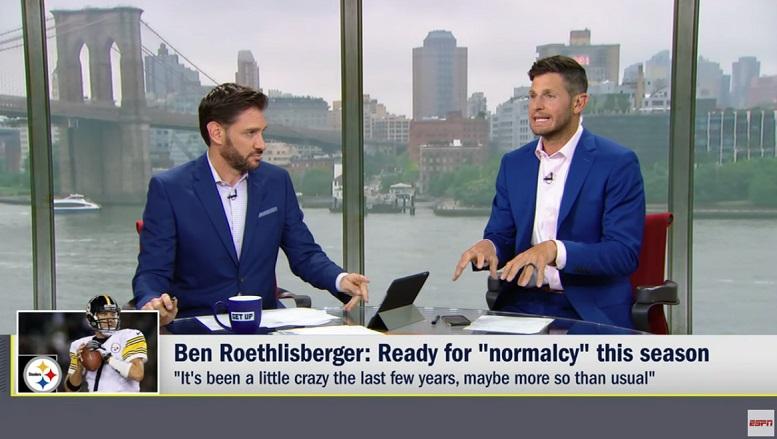 ESPN Analysts Debate If Steelers Return To 'Normalcy' Will
