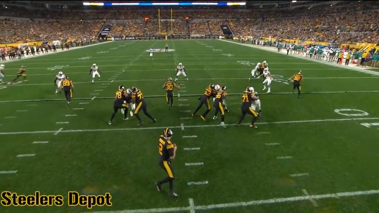 Steelers Offense