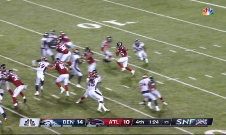 Tony Brooks-James kickoff return preseason