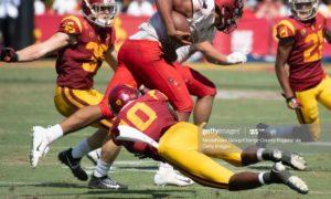 USC linebacker John Houston