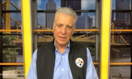 Steelers owner Art Rooney
