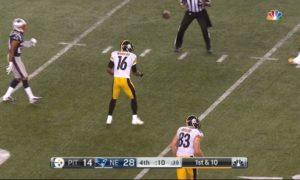 Tyler Murphy Steelers