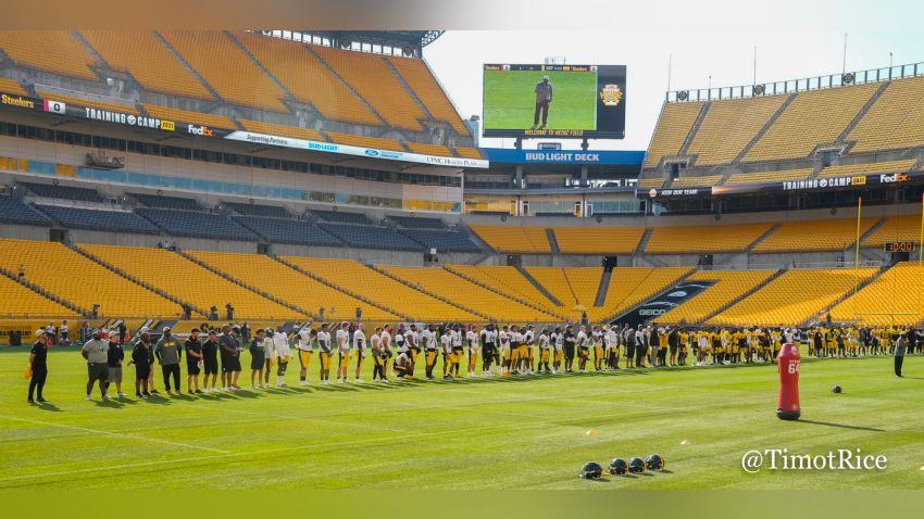 Mike Tomlin speech at camp