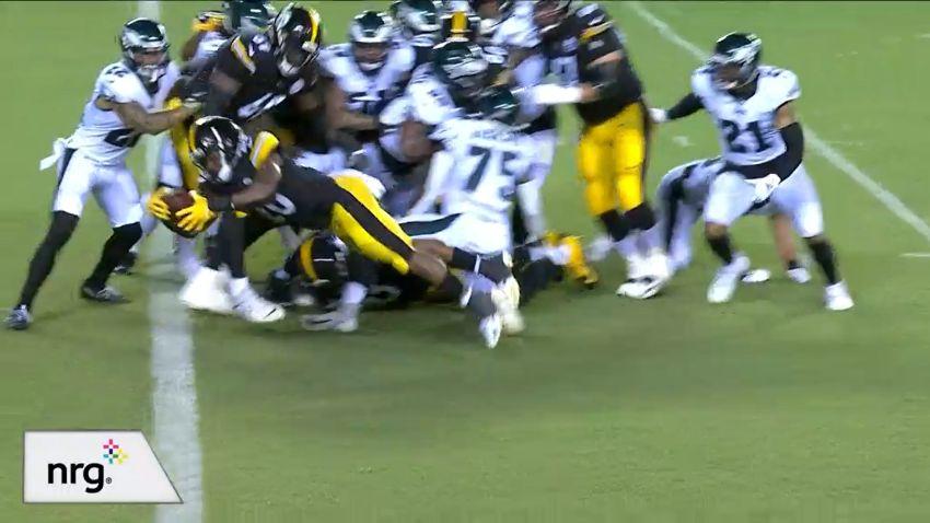 McFarland scores touchdown