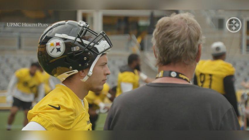 Joe Schobert and Keith Butler