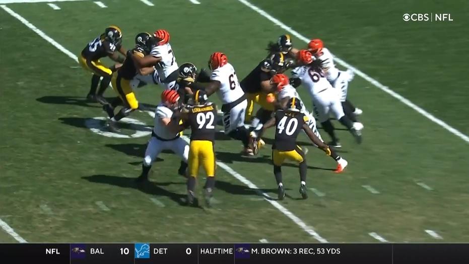 Steelers Bengals